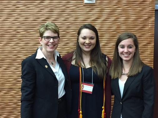 Women's Leadership Award Recipient 2016