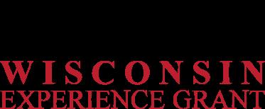 Wisconsin Experience Grant Logo