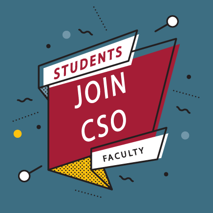 Join CSO Graphic