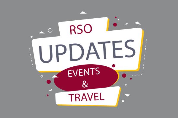 RSO Updates Image